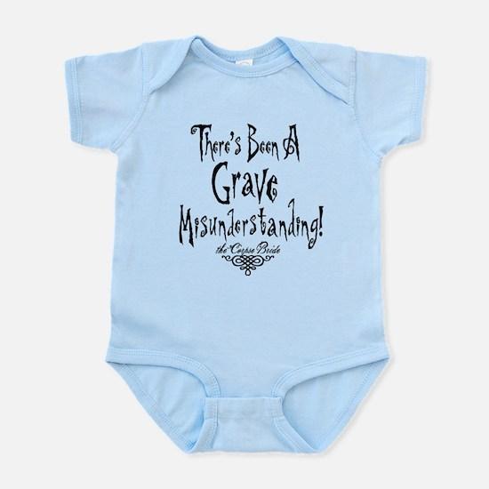 Corpse Bride Infant Bodysuit