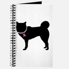 Siberian Husky Breast Cancer Support Journal