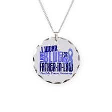 I Wear Light Blue 6.4 Prostate Cancer Necklace