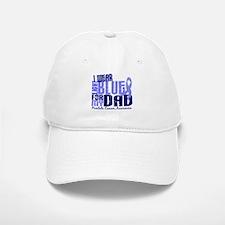 I Wear Light Blue 6.4 Prostate Cancer Baseball Baseball Cap