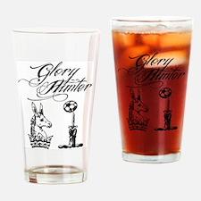 Glory Hunter os Drinking Glass