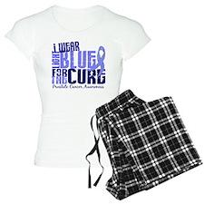 I Wear Light Blue 6.4 Prostate Cancer Pajamas