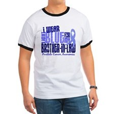 I Wear Light Blue 6.4 Prostate Cancer T