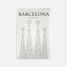 Barcelona Magnet (10 pack)