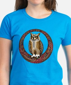 Celtic Owl Tee