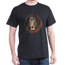 Celtic Owl T-Shirt
