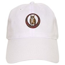 Celtic Owl Baseball Cap