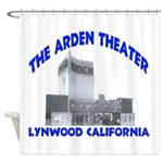 Arden Theater Shower Curtain