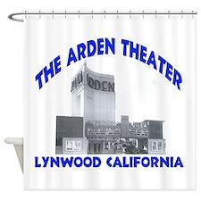 Arden Theater Shower Curtain