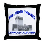 Arden Theater Throw Pillow