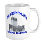 Arden Theater Large Mug