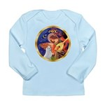 Angel3/Am Eskimo #3 Long Sleeve Infant T-Shirt