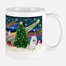 Xmas Magic & Eskimo Spitz Mug