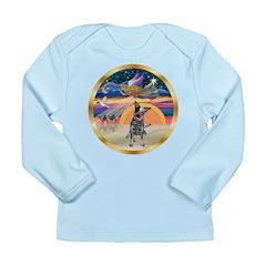 XmasStar/Cattle Dog Long Sleeve Infant T-Shirt