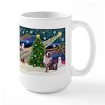 XmasMagic/Aussie (#1) Large Mug
