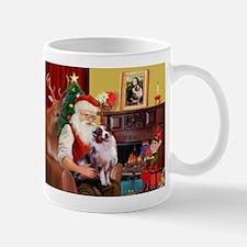 Santa's Aussie (#1) Mug