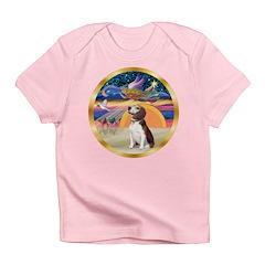 XmasStar/Beagle 2 Infant T-Shirt