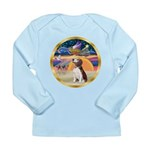 XmasStar/Beagle 2 Long Sleeve Infant T-Shirt