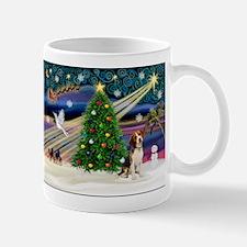 Xmas Magic & Beagle Mug
