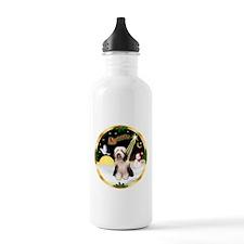 Night Flight/Beardie #1 Water Bottle