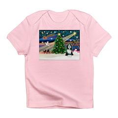 Xmas Magic & Beardie Infant T-Shirt
