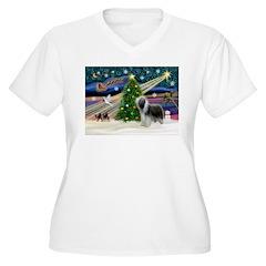 Xmas Magic & Beardie T-Shirt