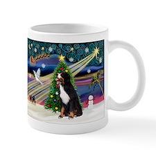 Xmas Magic & Bernese Mug