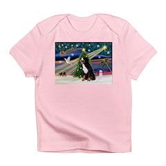 Xmas Magic & Bernese Infant T-Shirt