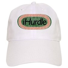 i hurdle Track and Field Baseball Cap