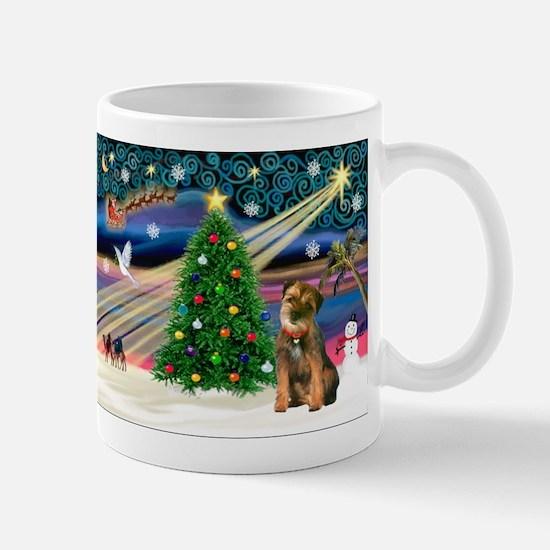 Xmas Magic & Border T Mug