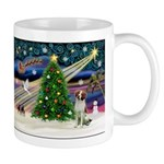 Xmas Magic / Brittany Spaniel Mug