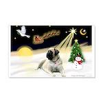 Night Flight/Mastiff 4 22x14 Wall Peel