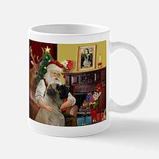 Santa's Bullmastiff #7 Mug