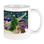 Xmas Magic & 2 Cairns Mug