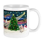 Xmas Magic & Cairn Terrier Mug