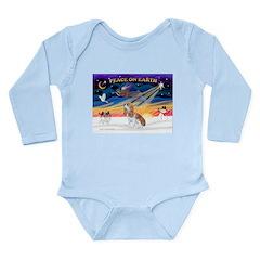 XmasSunrise/Cavalier F1 Long Sleeve Infant Bodysui