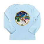 XmasMusic 3/Cavalier F1 Long Sleeve Infant T-Shirt