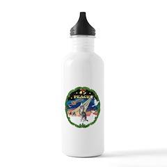XmasSunrise/Chihuahua Water Bottle