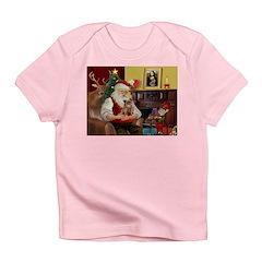 Santa's Chihuahua Infant T-Shirt