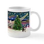 Xmas Magic & Chihuahua Mug