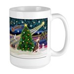 XmasMagic/Crested (#1) Large Mug