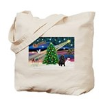 XmasMagic/ Shar Pei Tote Bag