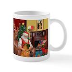 Santa's Shar Pei Mug