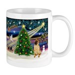 Christmas Magic & Shar Pei #2 Mug