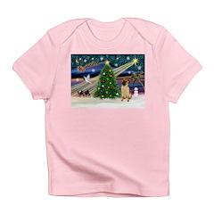 Christmas Magic & Shar Pei #2 Infant T-Shirt