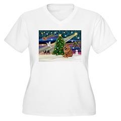 Xmas Magic & Chow T-Shirt