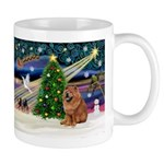 Xmas Magic & Chow Mug
