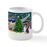 Xmas Magic & Collie Mug
