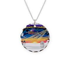 XmasSunrise/Coton #1 Necklace