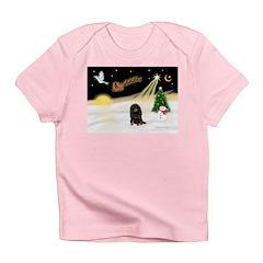 Night Flight/Dachshund Lh Infant T-Shirt